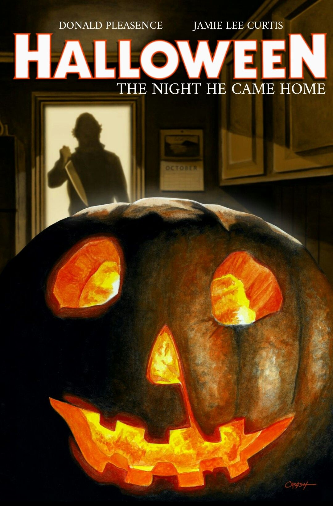 Halloween Movie Pumpkin 2018.Halloween Horror Movie Slasher Horror