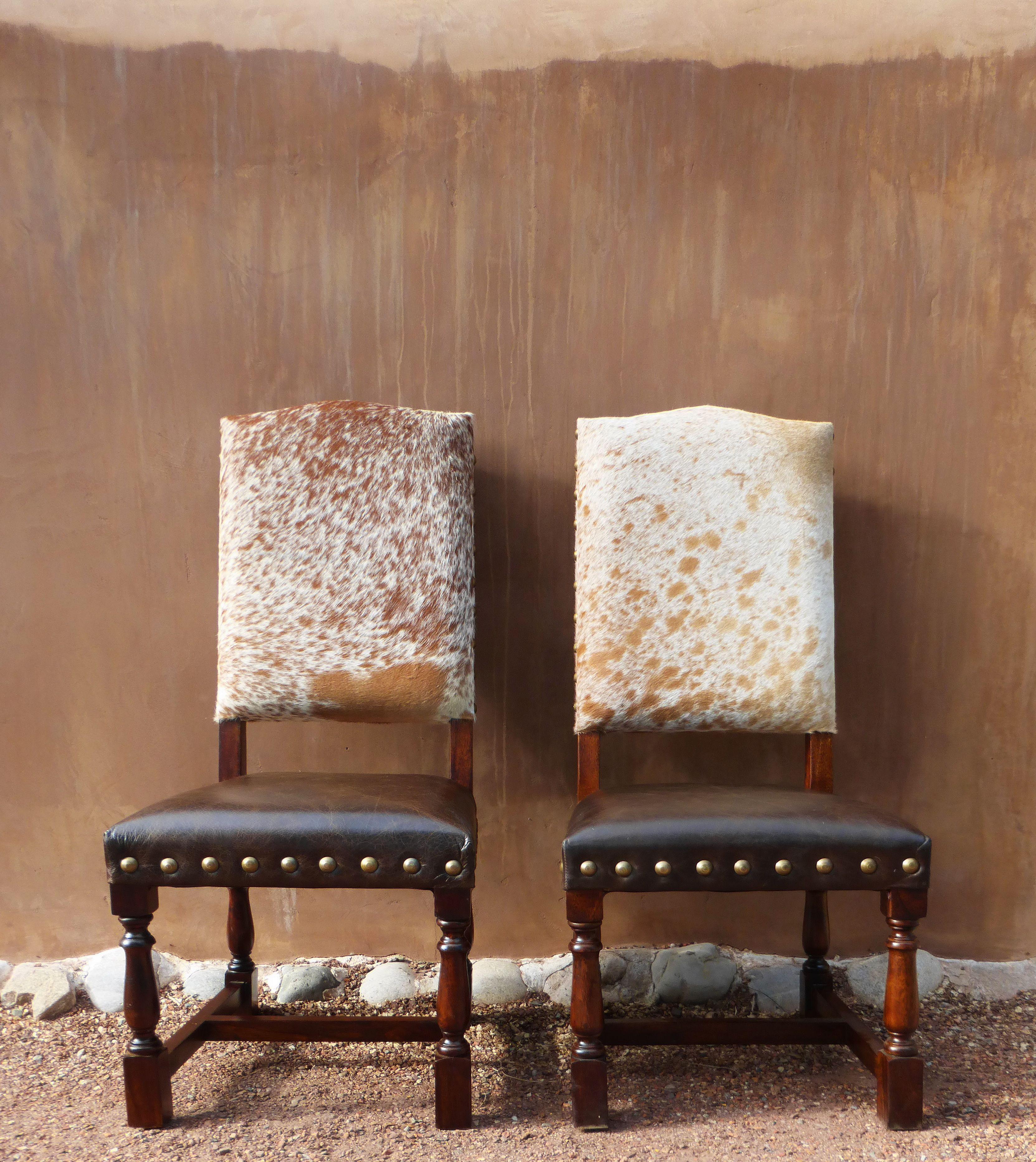 Cowhide Chairs | Cowhide Chairs + Cowhide Bar Stools + ...