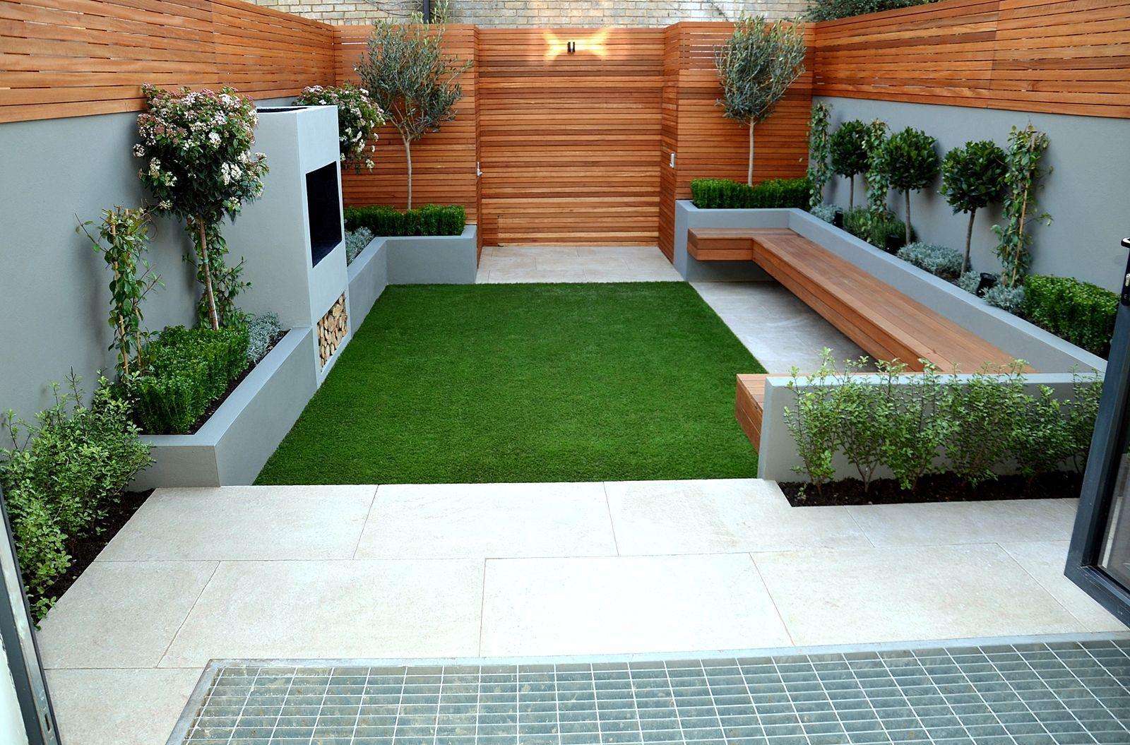 Garden Landscaping Ideas For Small Gardens Scotland Limestone Archives London