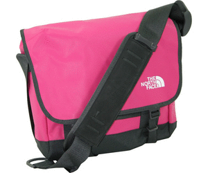 The North Face Base Camp Messenger Bag S pop pink  cbfeb2117d296