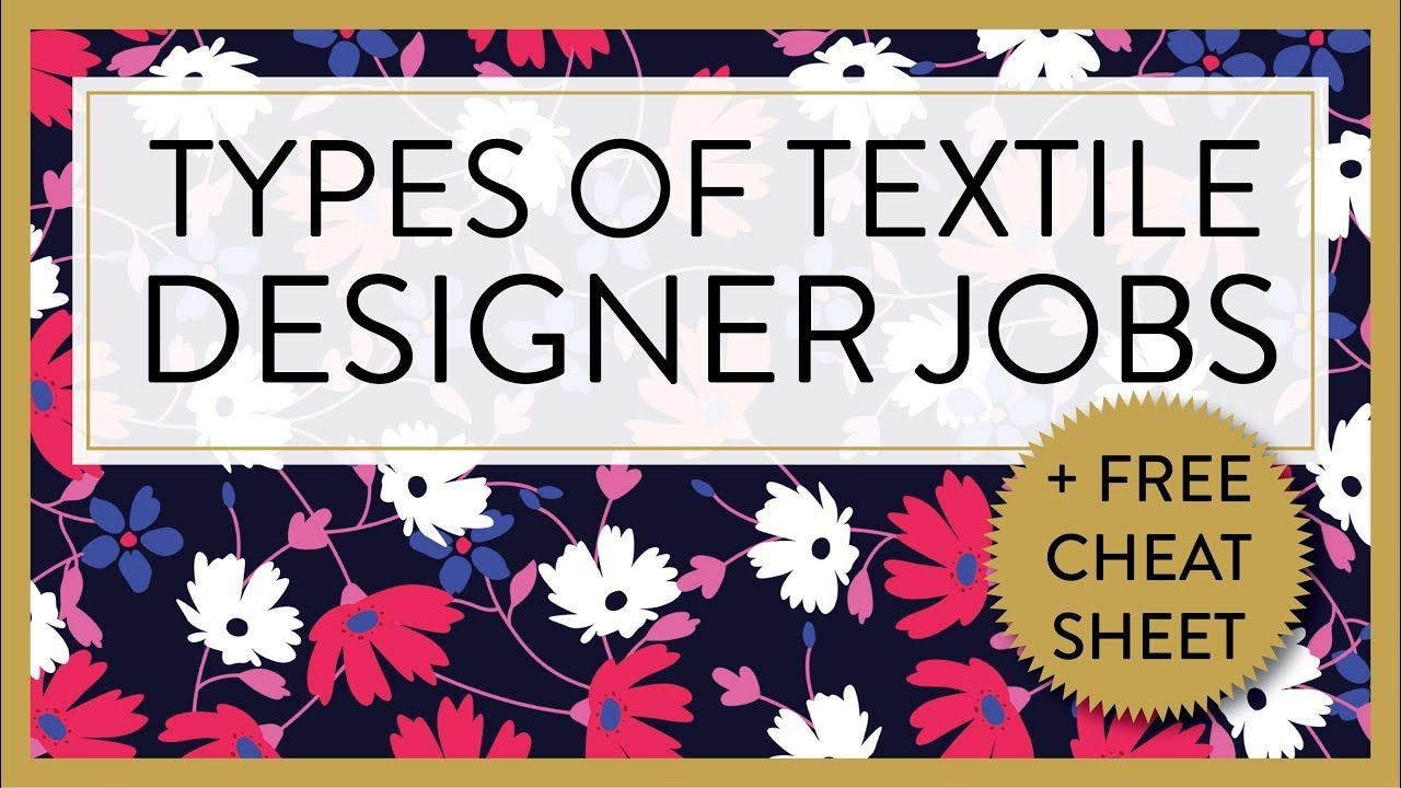 Textile Designer Jobs P Types Of Textile Design Jobs Textile