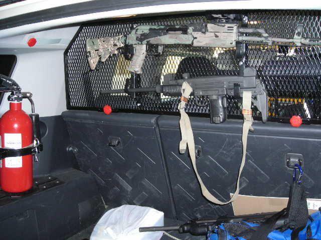 Wanna Hide A Gun In Your Car Custom Rack