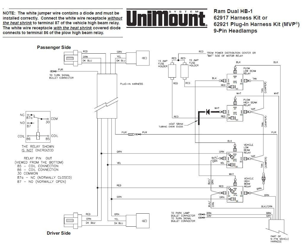 Awesome Western Ultra Mount Wiring Diagram In 2020 Diagram Snow Plow Wire
