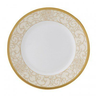 Celestial Gold Plate Accent 20cm