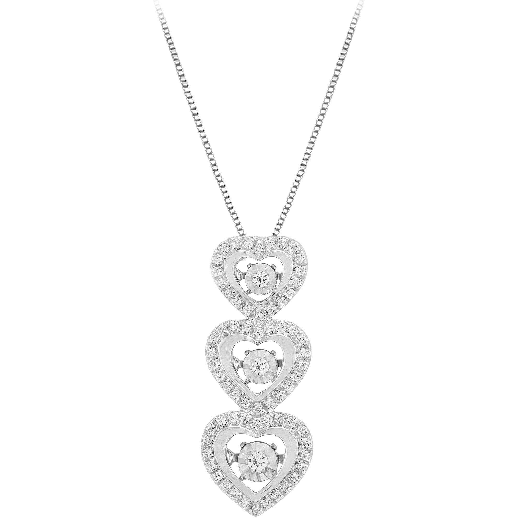 10K Yellow Gold I LOVE Heart Charm Pendant Necklace Black Cord Love VALENTINE