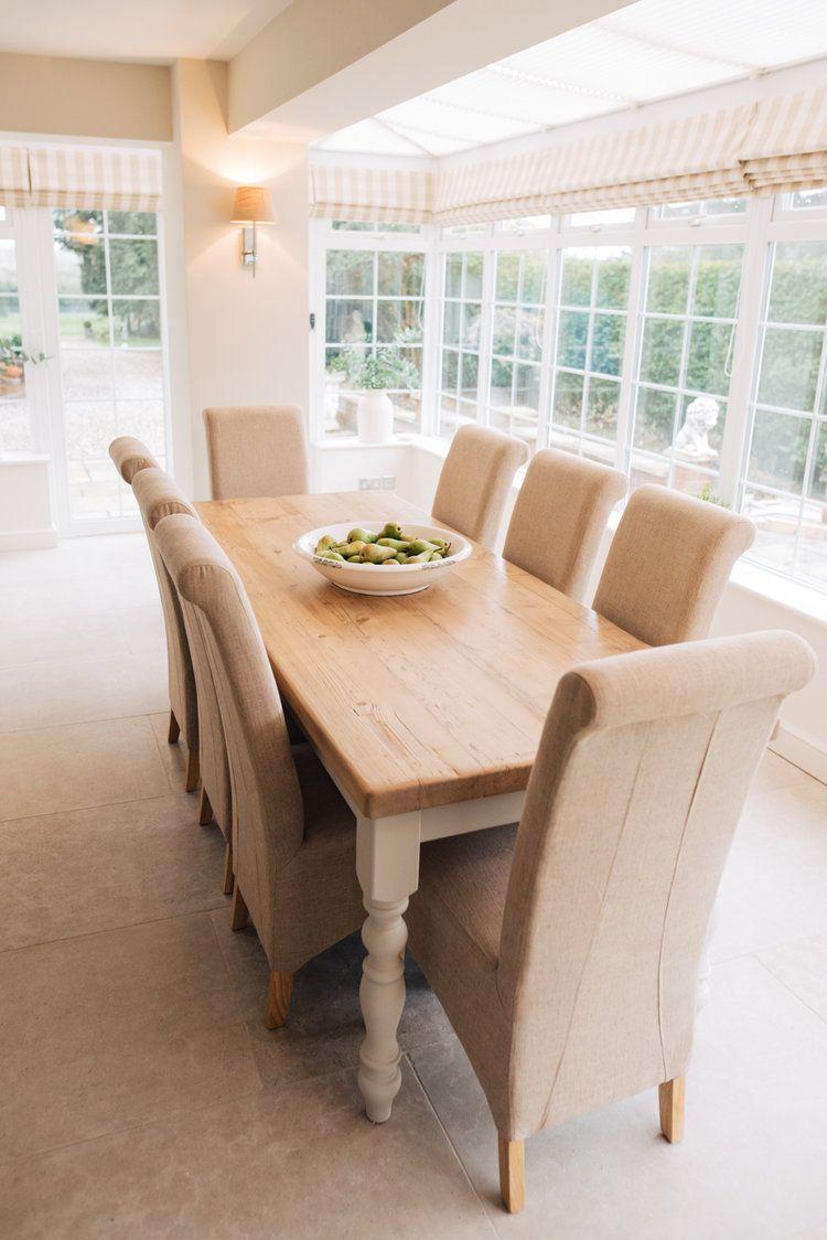 Traditional Kitchen/Diner/Lounge - Stratford Upon Avon — Field & Co. Interior Design
