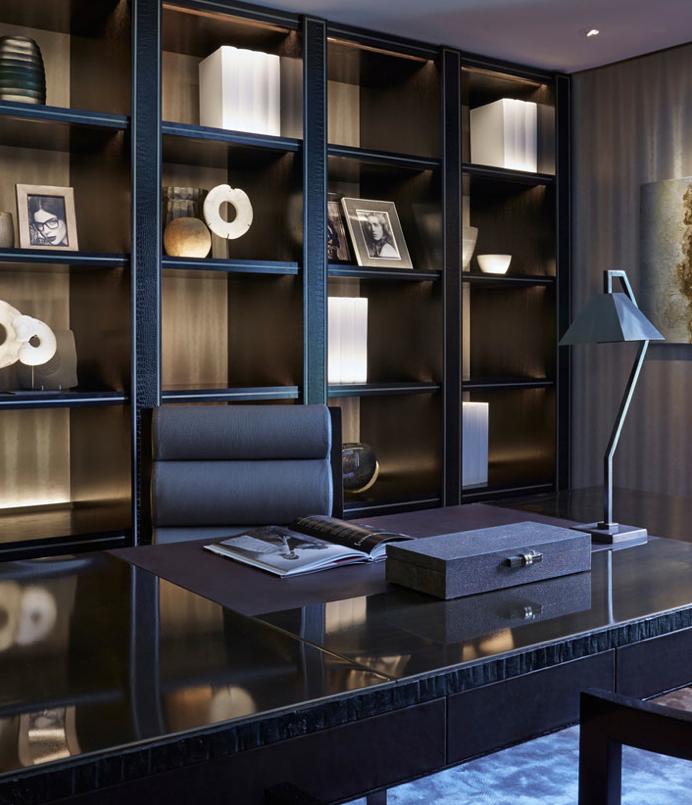 Louise bradley working space pinterest bookcase for Tara louise interior decoration design