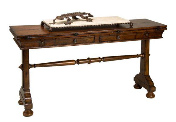 Reual James 201 040 Flip Top Sofa Table 60 Quot 16 Quot X30 Quot H 538