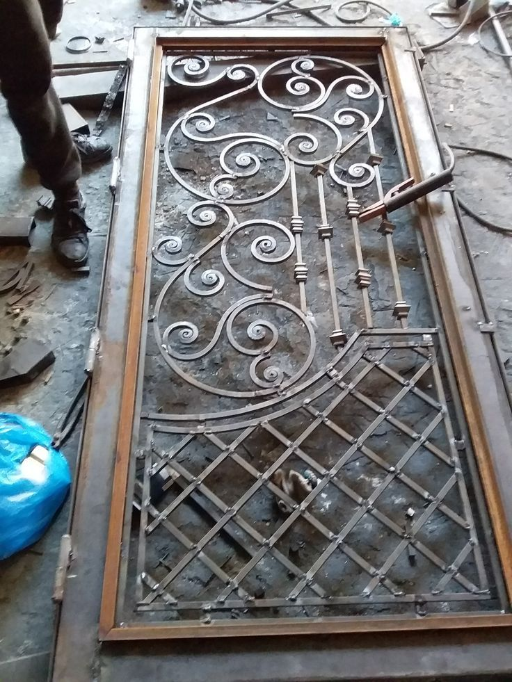 Pin By Bapa Humai On Wrought Iron Steel Door Design Iron Door Design Steel Gate Design