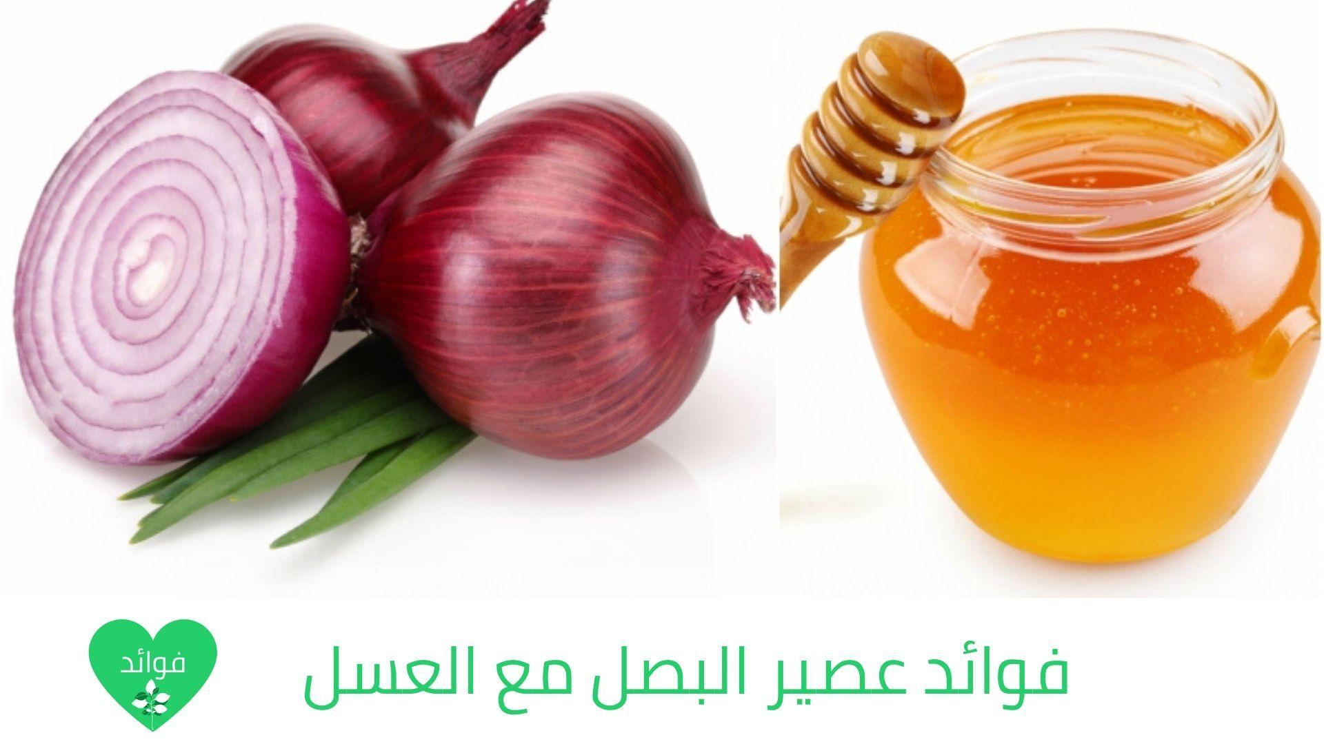 فوائد عصير البصل مع العسل وأهم الطرق الصحيحة لاستخدامهم Vegetables Onion Garlic