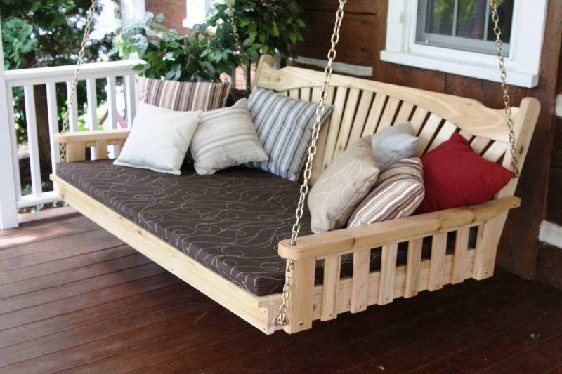 31 kreative ideen f r schaukel f r erwachsene for the garden. Black Bedroom Furniture Sets. Home Design Ideas