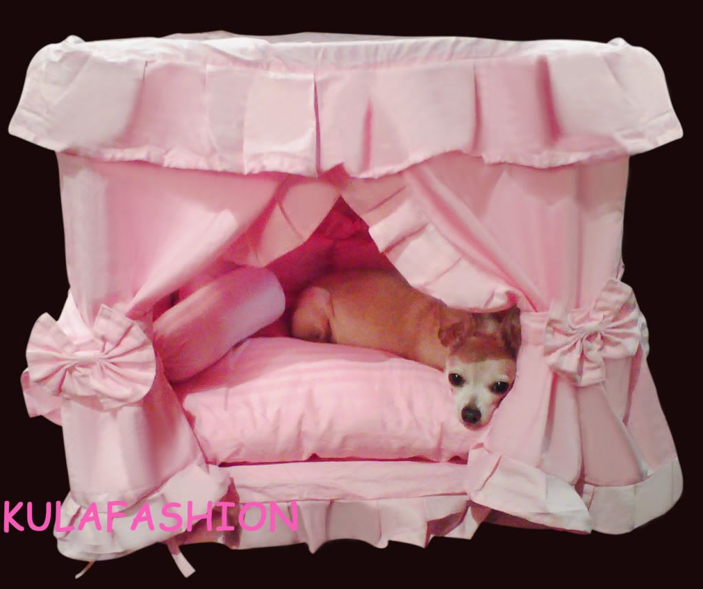 Princess Pet Dog Cat Handmade Bed House Pink Color Size Medium | eBay1023 x 857 | & Princess Pet Dog Cat Handmade Bed House Pink Color Size Medium ...