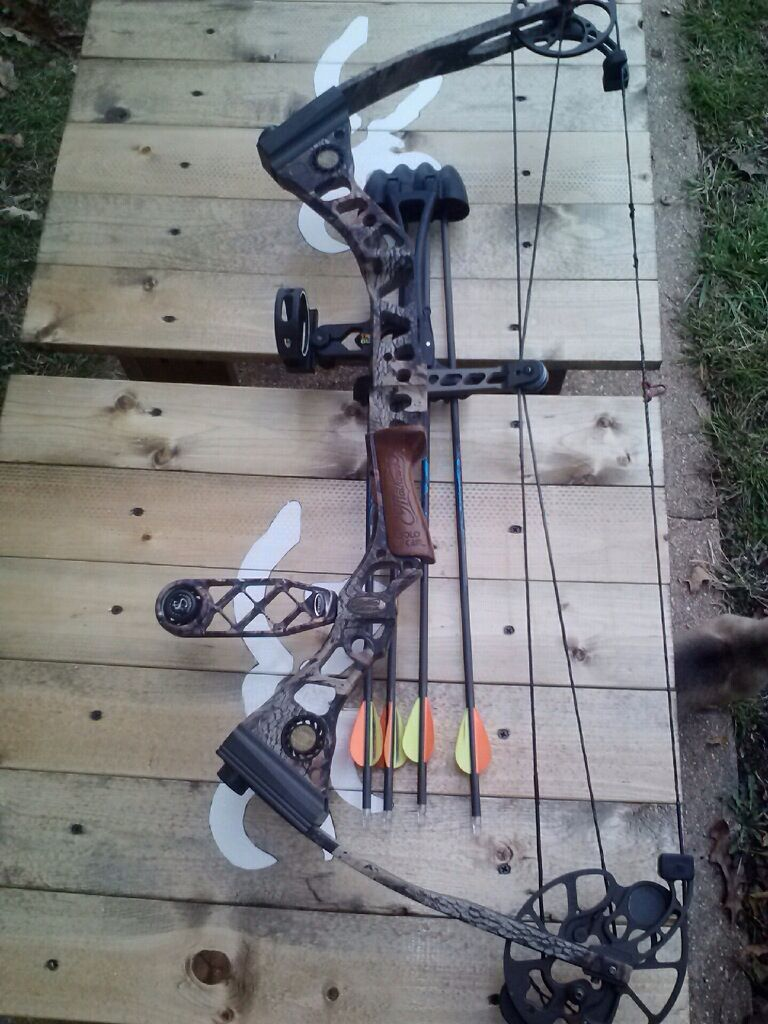 Chaun Bow Mathews Bow Hunting Archery Hunting Fishing