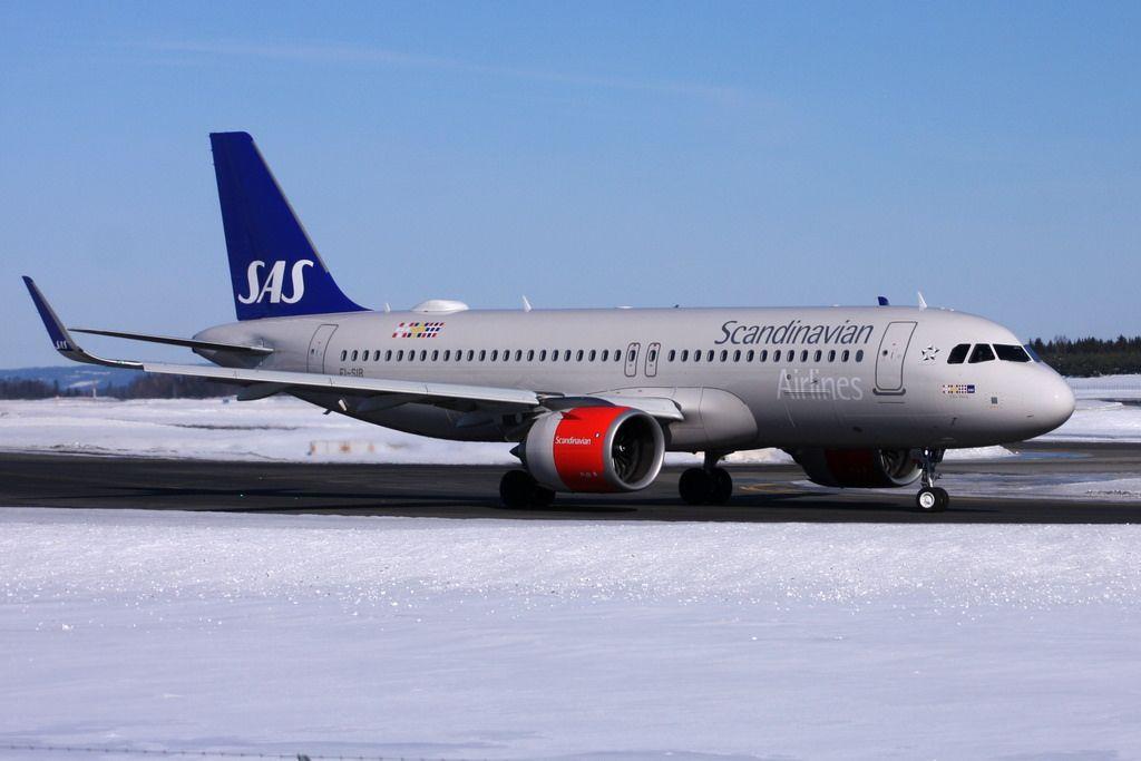 Sas Ei Sib Osl Engm Gardermoen Scandinavian Airlines System Sas Airplane Fighter