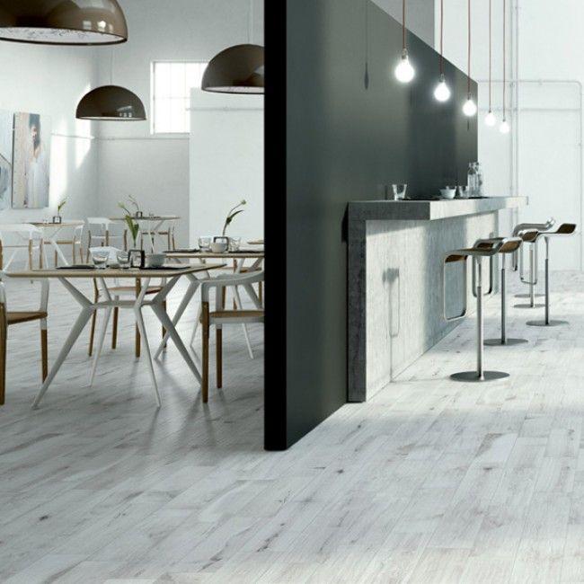white wood tile - Google Search - White Wood Tile - Google Search Andreocci Kitchen Pinterest