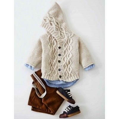 Cableado Knit Cardigan Tejidos Pinterest Cable Knit Cardigan