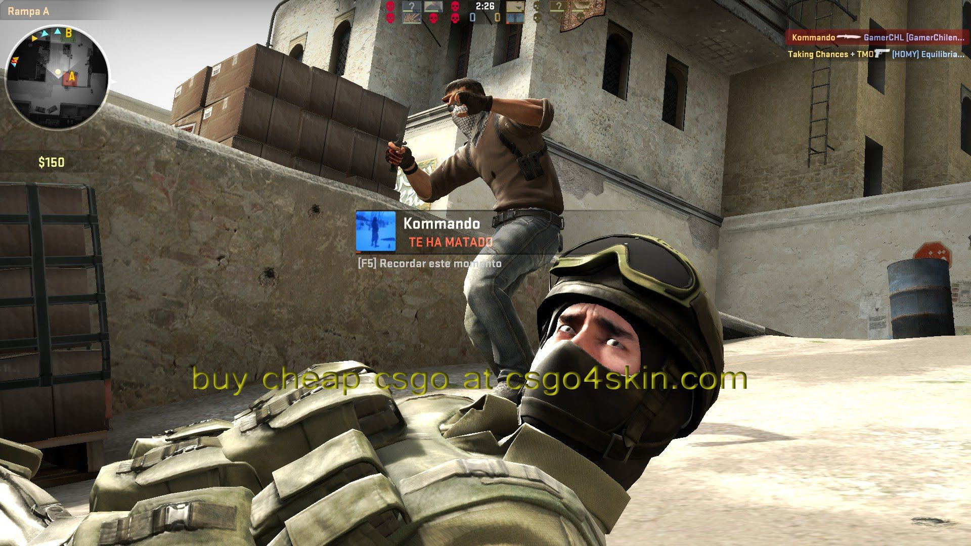 Good discipline yourself, do not control other people #CS:GO Skins