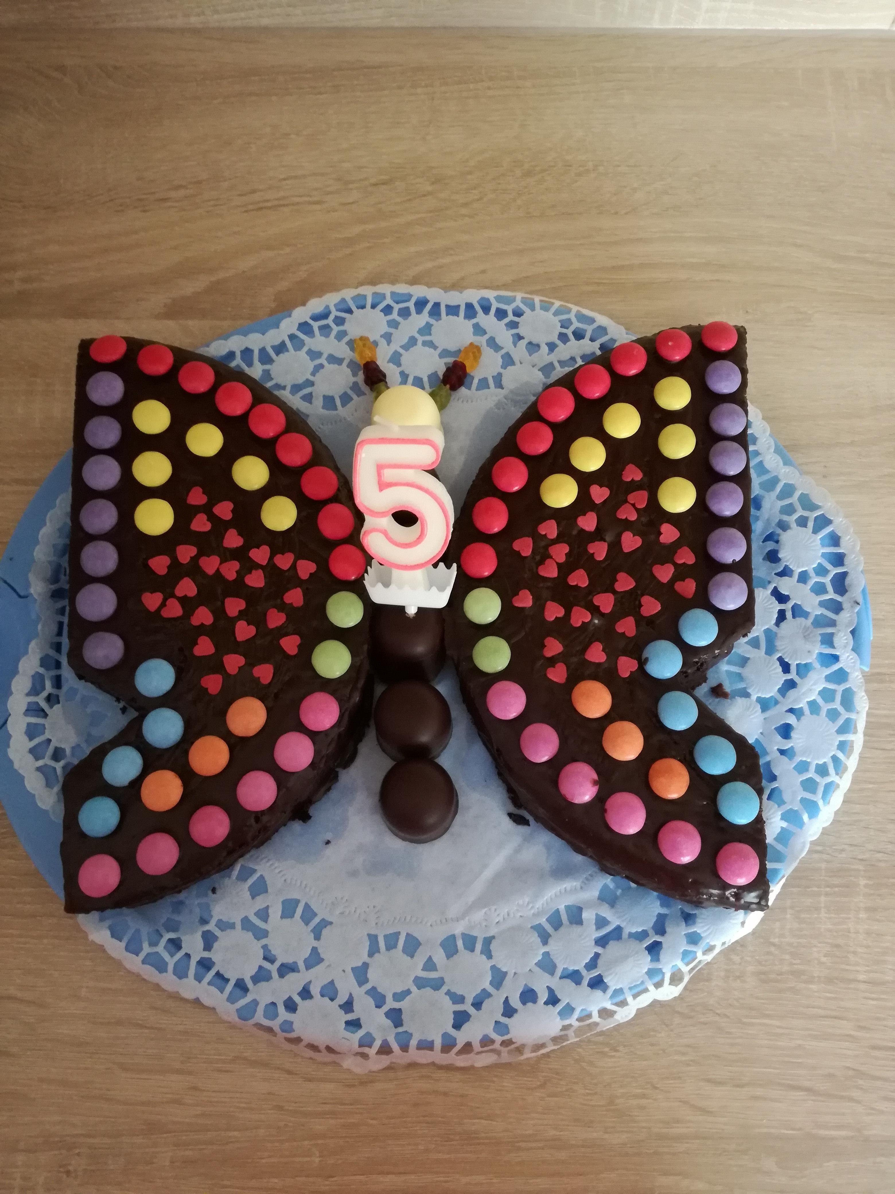 Schoko Kuchen Als Schmetterling Von Msca Auf Www Rezeptwelt De Der