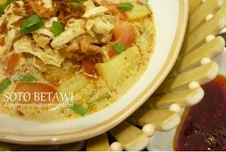 Ibueasycooking Resep Soto Betawi Recipes Pinterest