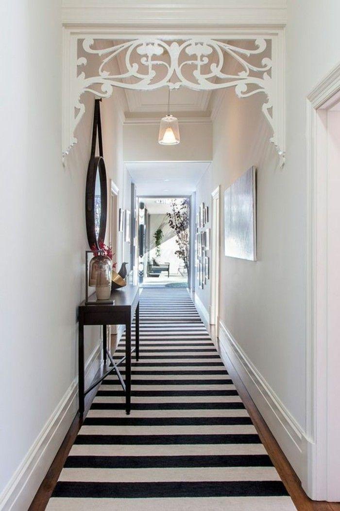 teppich f r den flur 41 designer vorschl ge home pinterest flur einrichten teppich flur. Black Bedroom Furniture Sets. Home Design Ideas