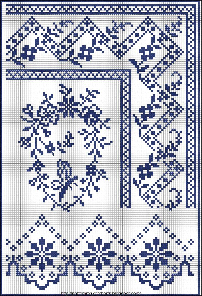 Free cross stitch pattern maker, PCStitch charts + free