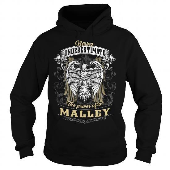 MALLEY MALLEYBIRTHDAY MALLEYYEAR MALLEYHOODIE MALLEYNAME MALLEYHOODIES  TSHIRT FOR YOU