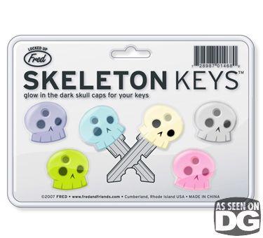 skeleton keys..