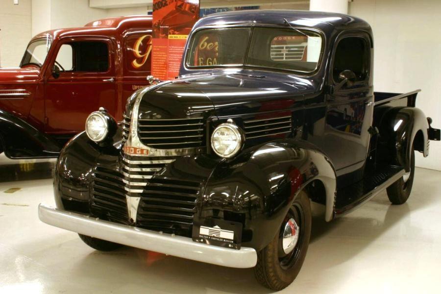 1939 Dodge Pickup Series Tc News >> 1940 Dodge Model Tc 1 2 Ton Pickup Truck Remembering Ram Dodge