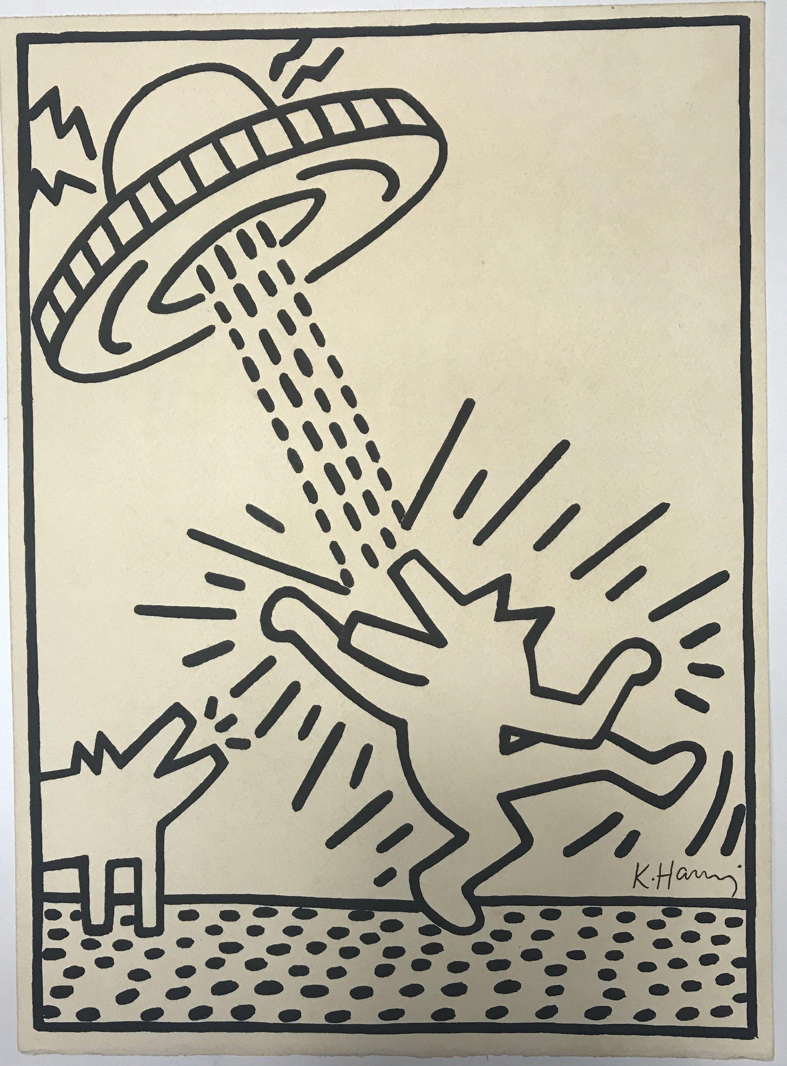 Neu Keith Haring Dessin Farbung Malvorlagen Malvorlagenkostenlos Keith Haring Keith Haring Art Haring Art