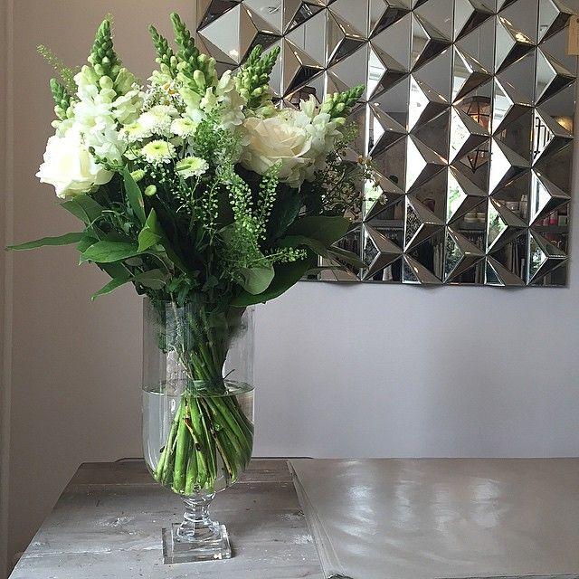 Smukke blomster fra min søde kæreste ❤️