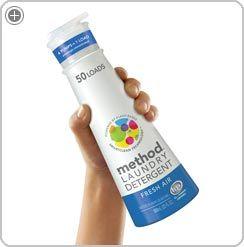 Method Laundry Detergent Pump Action No Drippy Mess 50 Loads