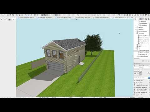 Shoegnome Open Template for ARCHICAD 21 introduction video