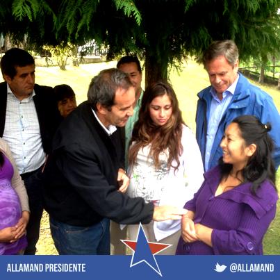 ¿Quién puede creer que ayudar a las madres que han optado por la vida puede ser algo negativo? Quiero señalarles a ellas que yo como candidato, y si los chilenos me eligen presidente, no las voy a dejar solas.