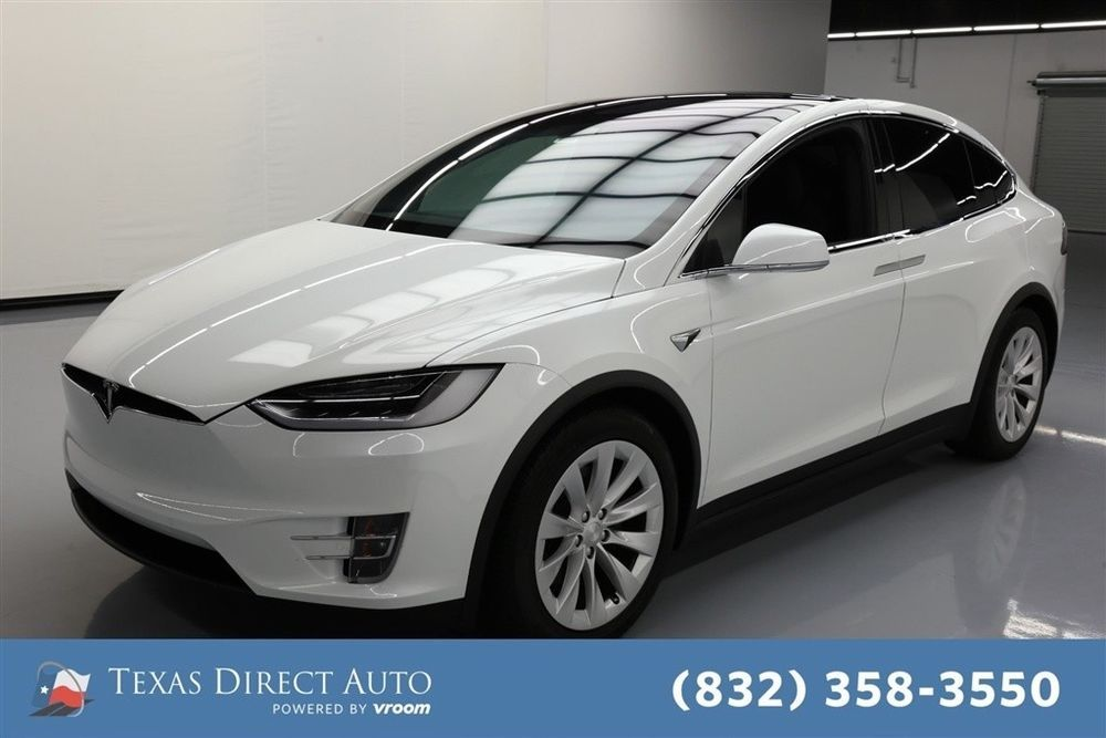For Sale 2017 Tesla Model X AWD 75D 4dr SUV Texas Direct