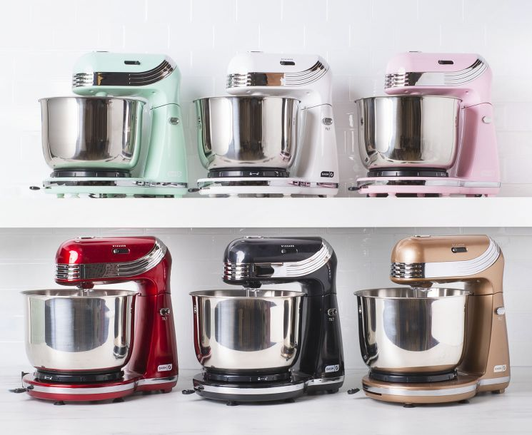 Everyday stand mixer dash tools chefs catalog cooking