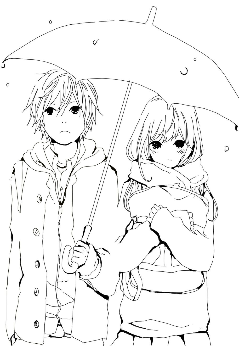 Anime Coloring Pages Best Coloring Pages For Manga Coloring Book Cartoon Coloring Pages Cute Coloring Pages