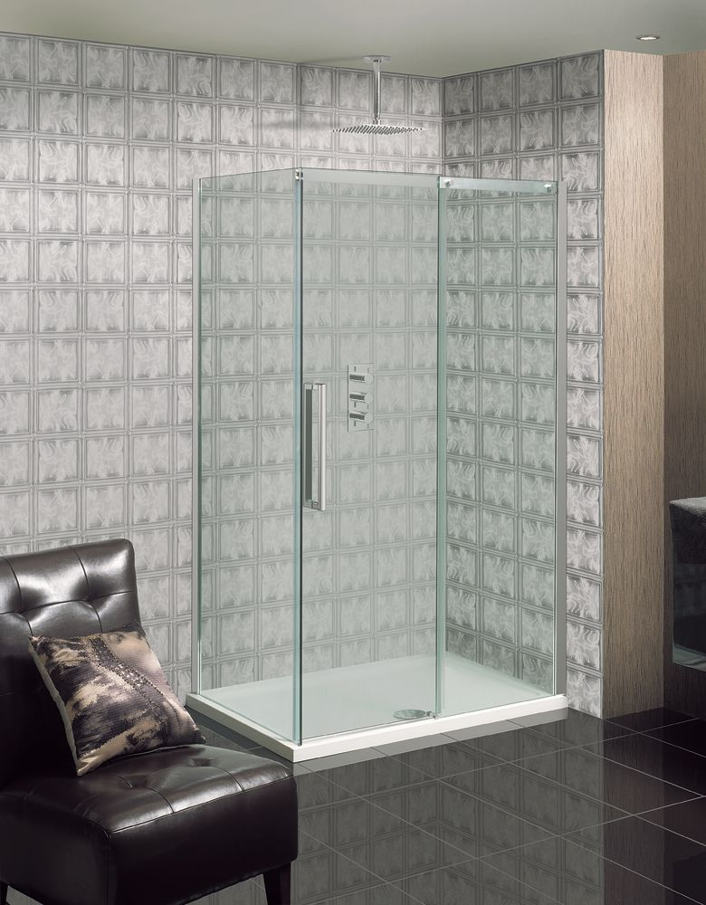 Ten Single Slider In Frameless   Simpsons   Shower Enclosure Products    £1000 And Doesn