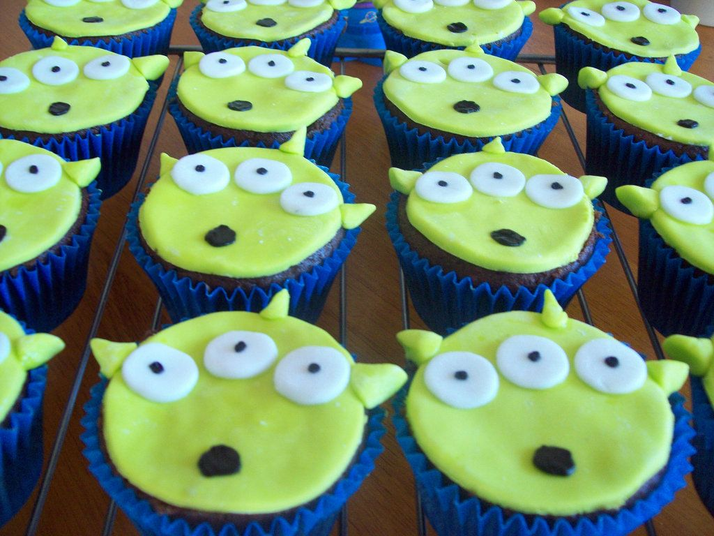 toy story cupcakes - Google Search