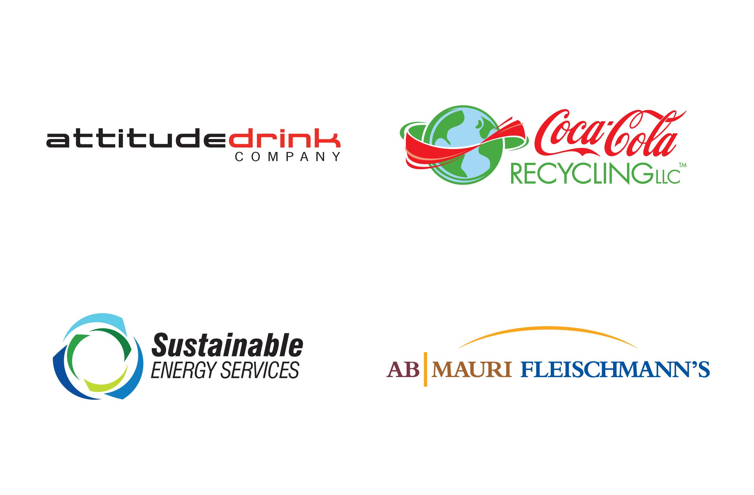 Attitude Cc Recycling Sustainable Energy Ab Mauri Fleishmann S Brand Identity Sustainable Energy Energy Services Brand Identity