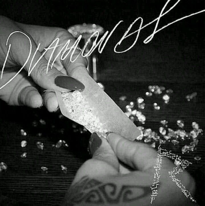 We Re Like Diamonds In The Sky Rihanna Diamonds Rihanna Song Kanye West Diamonds