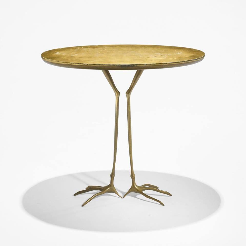 Meret Oppenheim Tavolino.Meret Oppenheim Tavolino Traccia 1939 Accent Tables