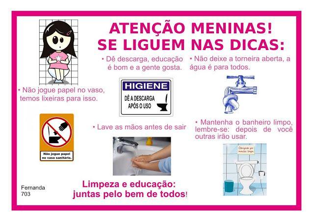 Imagem Relacionada Com Imagens Como Limpar Banheiro Placas