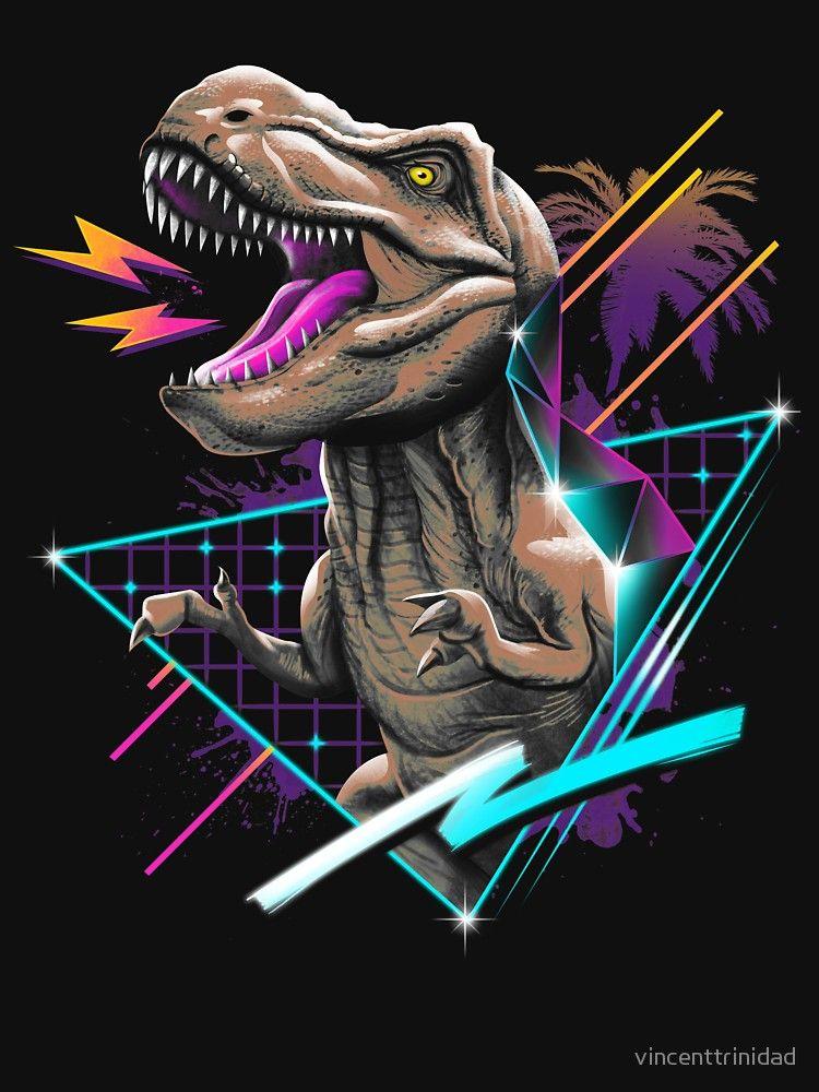 Vincent Trinidad Boys Last Dinosaur Vs The World T-Shirt