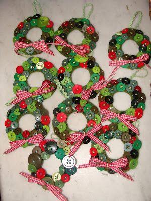 Hier ist eine lustige Sammlung von über 50 Ornamenten, die Sie mit Ihren Kindern für den Urla...