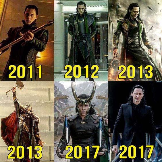 Risultato immagini per loki evolution tom hiddleston