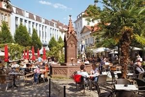 A vibrant centre of intellectual life Karlsruhe Tourism