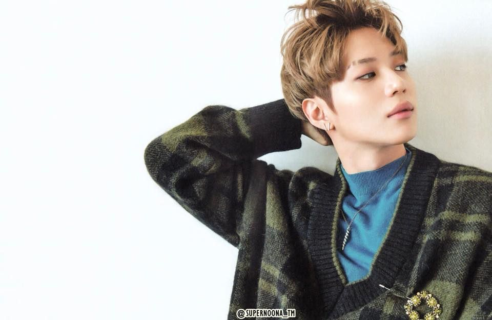 The photos of SHINee's 2018 Season's Greetings Monthly ...