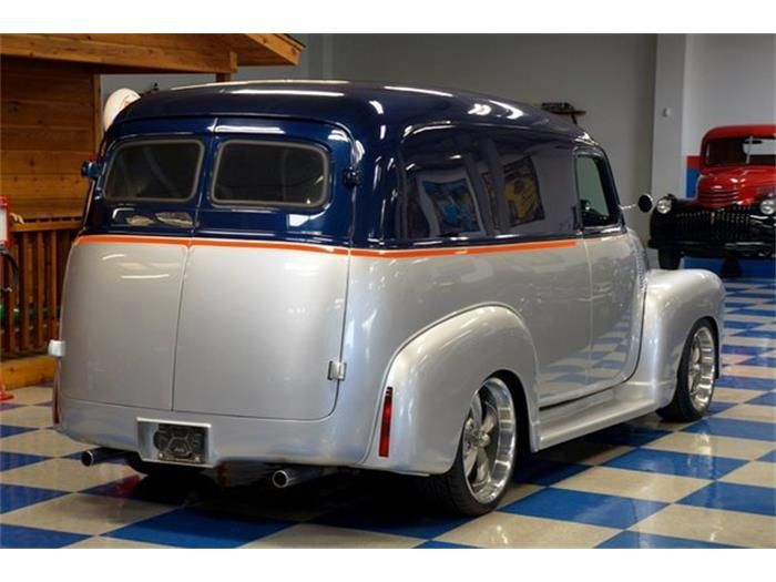 1950 chevy van for sale | For Sale: 1950 Chevrolet Panel ...