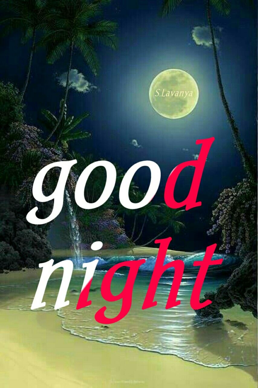 Good Night S.Lavanya