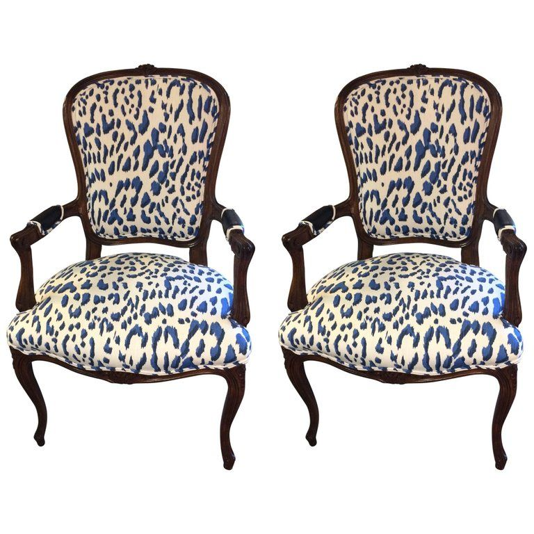 Best Pair Of 1Stdibs Bergere Chairs Schnazzy Armchairs 400 x 300